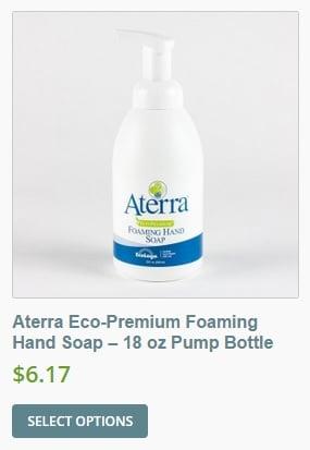 Aterra Eco-Premium Hand Soap