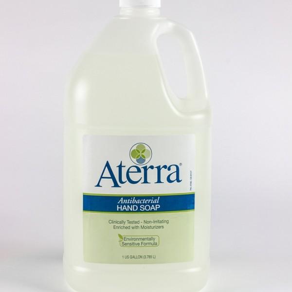 Aterra Antibacterial Hand Soap - 1 Gallon. Available in bulk.