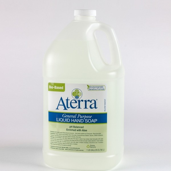 Aterra Bio-based General Purpose Liquid Hand Soap