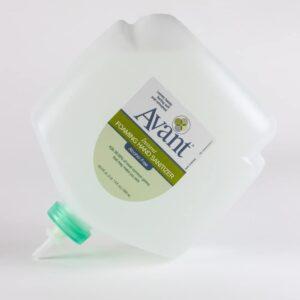 1950 mL Eco-Flex refill, Avant acohol-free, fragrance-free hand sanitizing foam