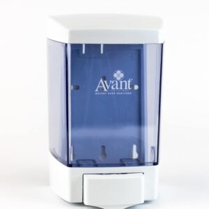 46 oz bulk fill liquid soap/sanitizer dispenser