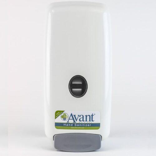 1000 mL White manual soap/sanitizer dispenser liquid/gel