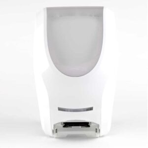 1000 mL Eco-Flex Automatic soap/sanitizer commercial, wall-mounted dispenser