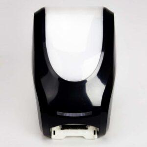BLACK 1000 ML ECO-FLEX AUTOMATIC SOAP & SANITIZER DISPENSER (9415)