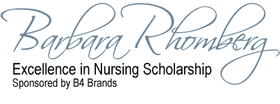 BR Nursing Scholarship Logo