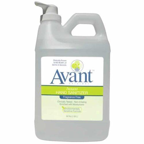 Avant Instant Hand Sanitizer, 64 oz