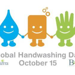 Global Handwashing Day - October 15, 2016