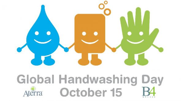 Global Handwashing Day - October 15, 2016